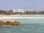 More Nissi Beach in Agianapa