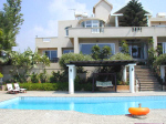 Luxurious villa overlooking Limassol