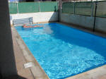 Passiana apartments in the Makenzie area of Larnaca has a communal pool.