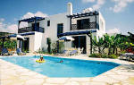 Banana Sunset villa for your holidays near Coral Bay in Cyprus