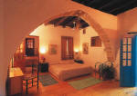 These traditional apartments are available for your holiday in Cyprus.