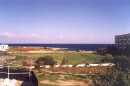 View from the upstairs at Yasmine villa in Protaras Cyprus