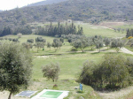 Hole 3 at the golf course at Vikla in Cyprus
