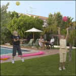 Oroklini villas are ideal for your family holiday.