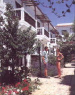 Holiday apartments just opposite one of the best beaches of Larnaca.