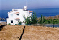 Villa Pomos on the west coast of Cyprus for holiday rentals in the countryside