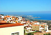 View over Pegia in Cyprus